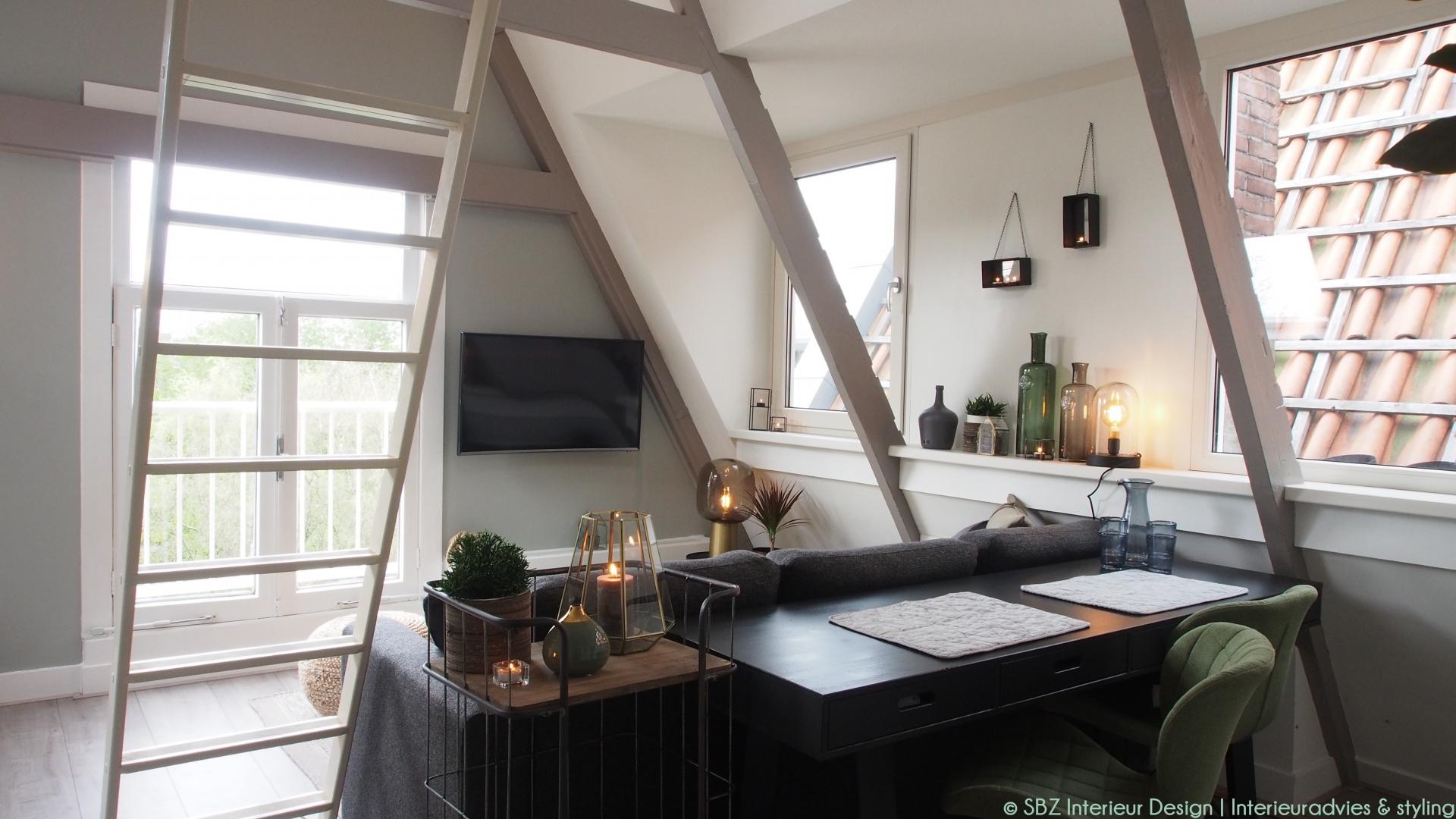 interieur een vakantiehuis inrichten en stylen