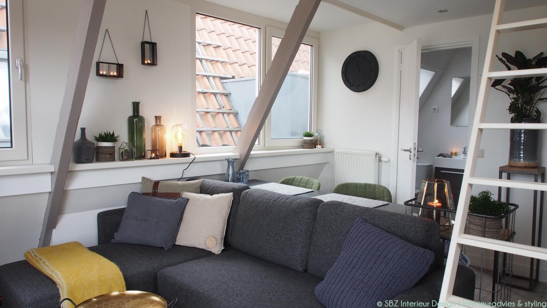 Interieur 10 tips voor het inrichten van een klein huis for Klein appartement design