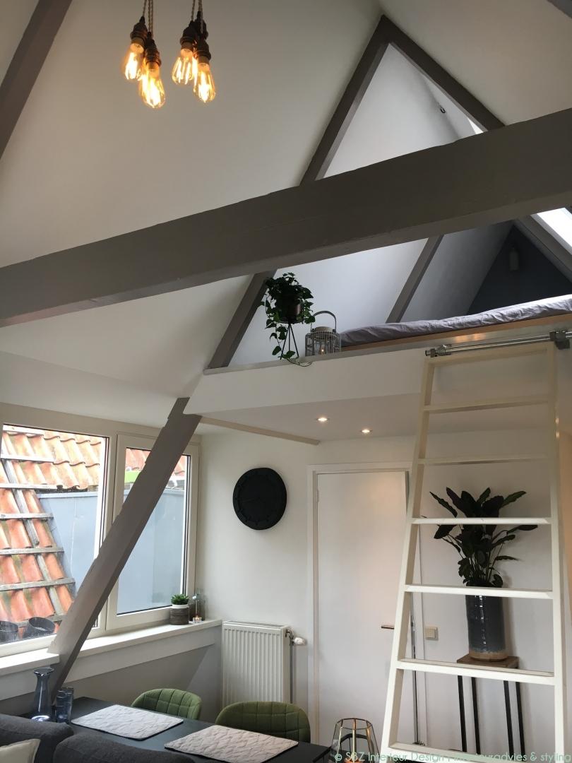Binnenkijken urban chique loft in amsterdam stijlvol for Interieur styling amsterdam