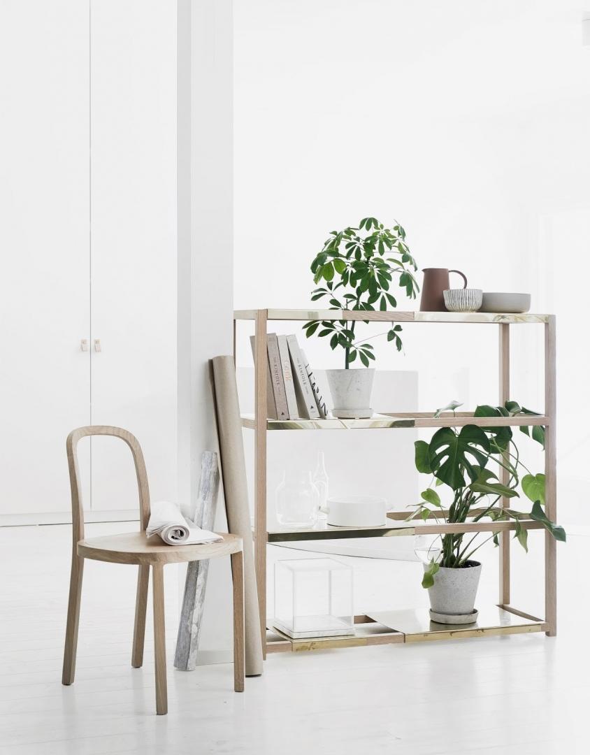 Interieur decoreren van een open kast of wandrek stijlvol styling woonblog for Decoreren een studio