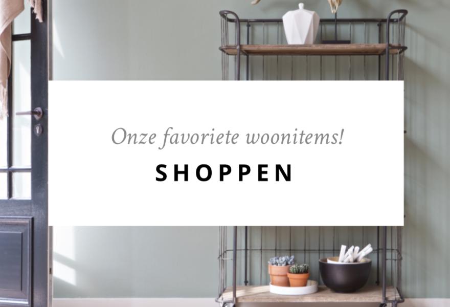 Onze favoriete woonproducten shoppen (webshop interieur en tuin) © Woonblog StijlvolStyling.com