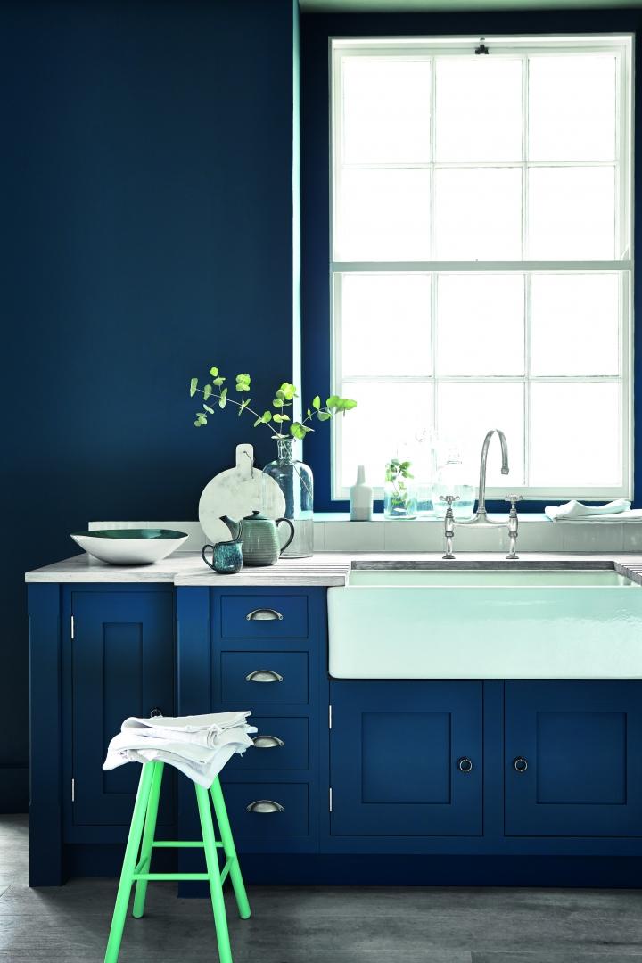 Keuken Schilderen Inspiratie : de keuken schilderen een lik verf is vaak genoeg om de keuken