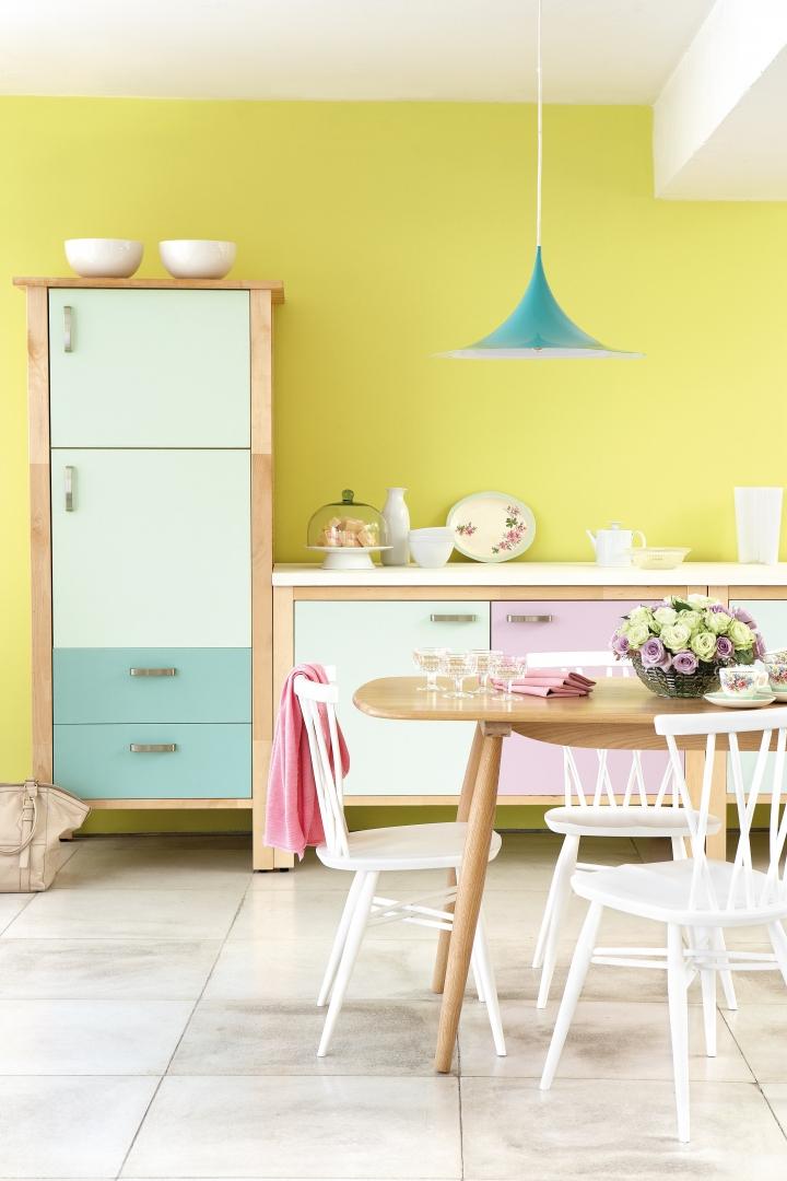 Keuken Schilderen Inspiratie : Kleur inspiratie Schilderen in de keuken (Little Greene kitchen