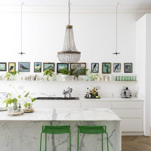 Binnenkijken | Groen wonen in Victoriaanse stijl - Woonblog StijlvolStyling.com