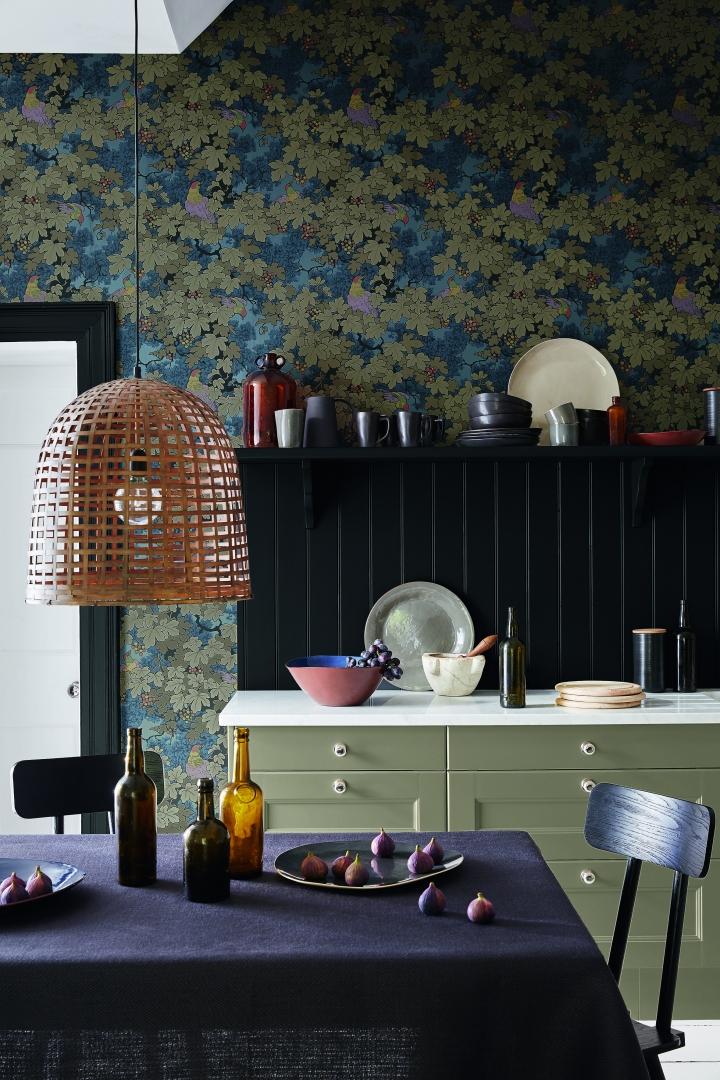 Keuken Schilderen Inspiratie : Meer informatie over Little Greene en de keukenverven is te vinden op