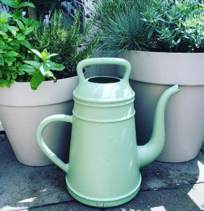 Tuin inspiratie | 6 tips om je tuinplanten water te geven in stijl