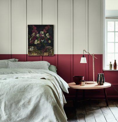 Interieur & kleur   Over de kleur rood in een interieur