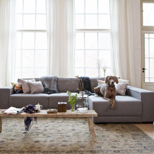 Interieur | Grote woonruimte inrichten - 6 tips! - Woonblog StijlvolStyling.com