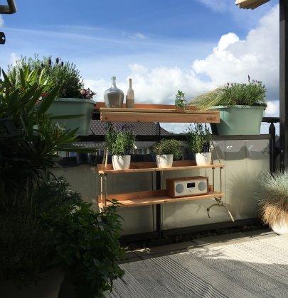 Buitenleven | Vier de lente op jouw balkon of terras met deze tips