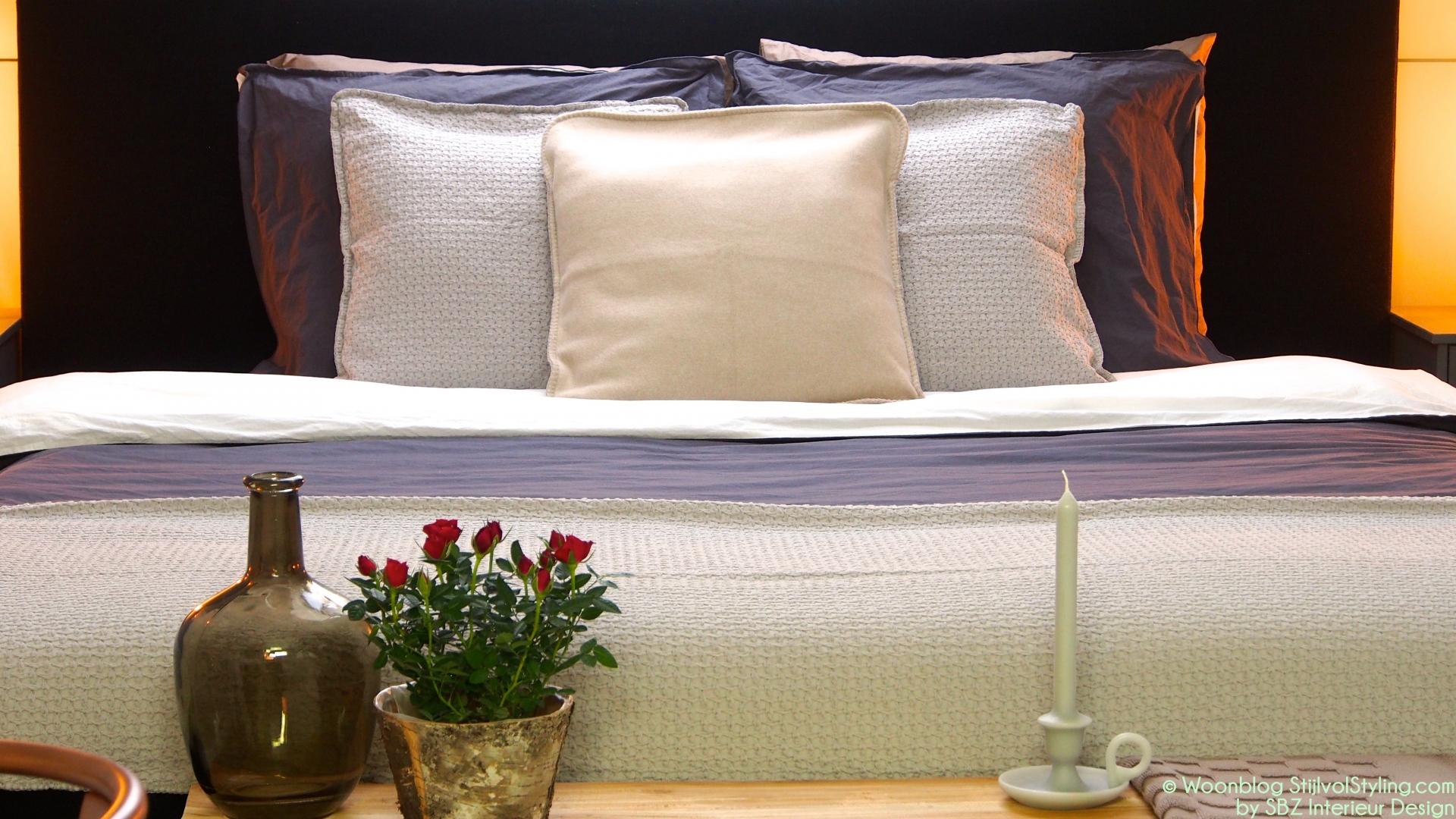 Interieur  Luxe hotel gevoel in eigen slaapkamer • Stijlvol Styling ...