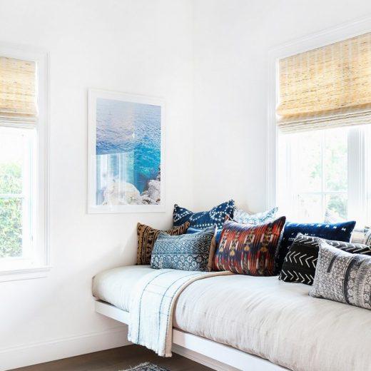 Binnenkijken | Modern familie huis in bohemian stijl - Woonblog StijlvolStyling.com | Foto: Tessa Neustadt via MyDomaine