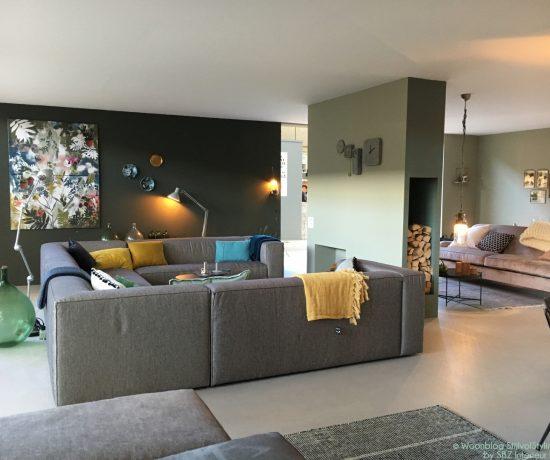 Woontrends 2017 denim drift kleur van het jaar 2017 stijlvol styling woonblog - Interieur eigentijds design huis ...