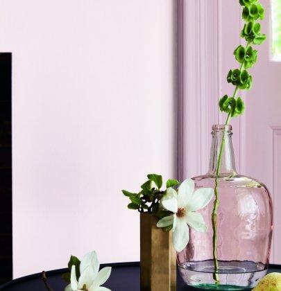 Woonnieuws   Little Greene kleurt roze voor Pink Ribbon
