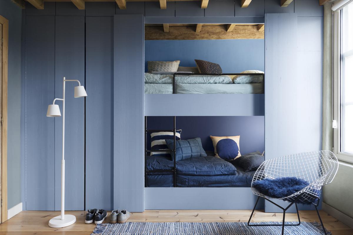 Woontrends 2017 denim drift kleur van het jaar 2017 stijlvol styling woonblog - Kleur kamer jongen jaar ...