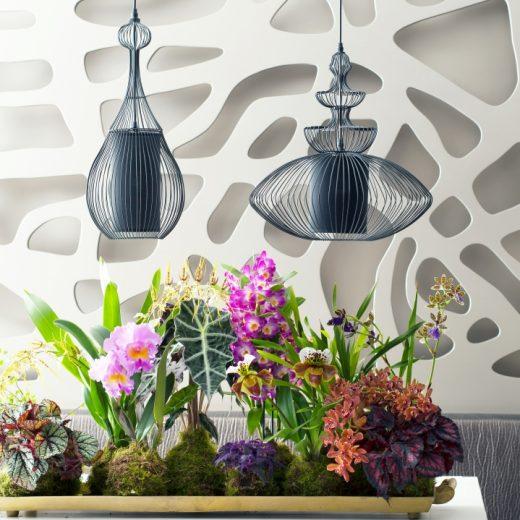 Groen wonen | Winterse woontrends met de Orchidee - Woonblog StijlvolStyling.com