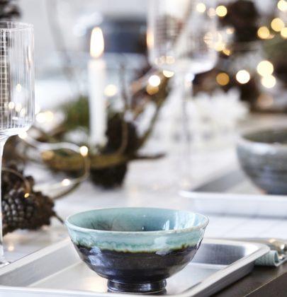 Feestdagen   Kersttafel dekken in Scandinavische woonstijl