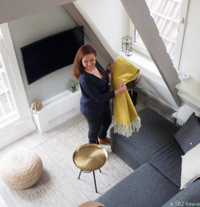 Binnenkijken | Urban chique loft in Amsterdam