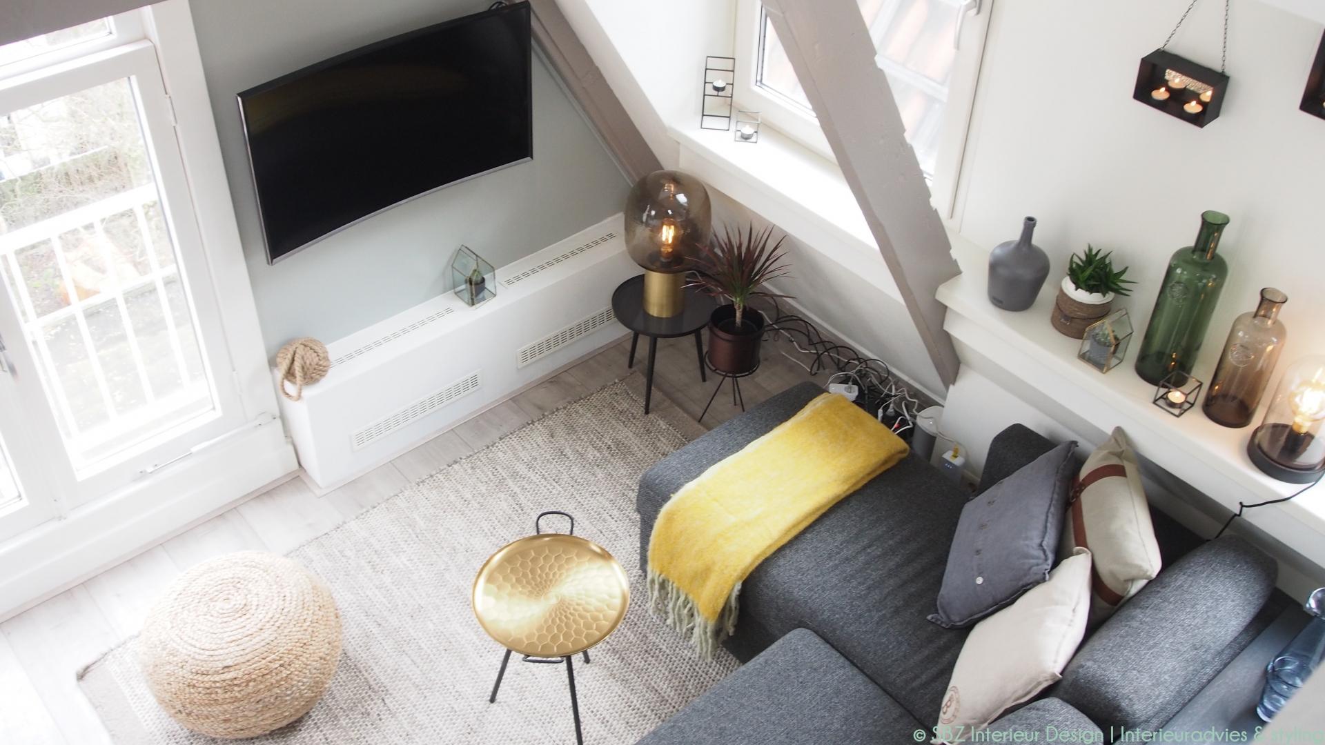 Binnenkijken urban chique loft in amsterdam stijlvol for Interieur stylist amsterdam