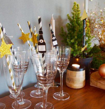 Feest styling | De mooiste feest decoratie voor een stijlvolle jaarwisseling