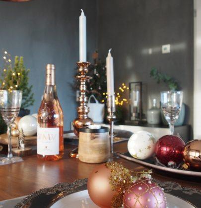 Feestdagen   Chique feesttafel voor kerst of Oud & Nieuw