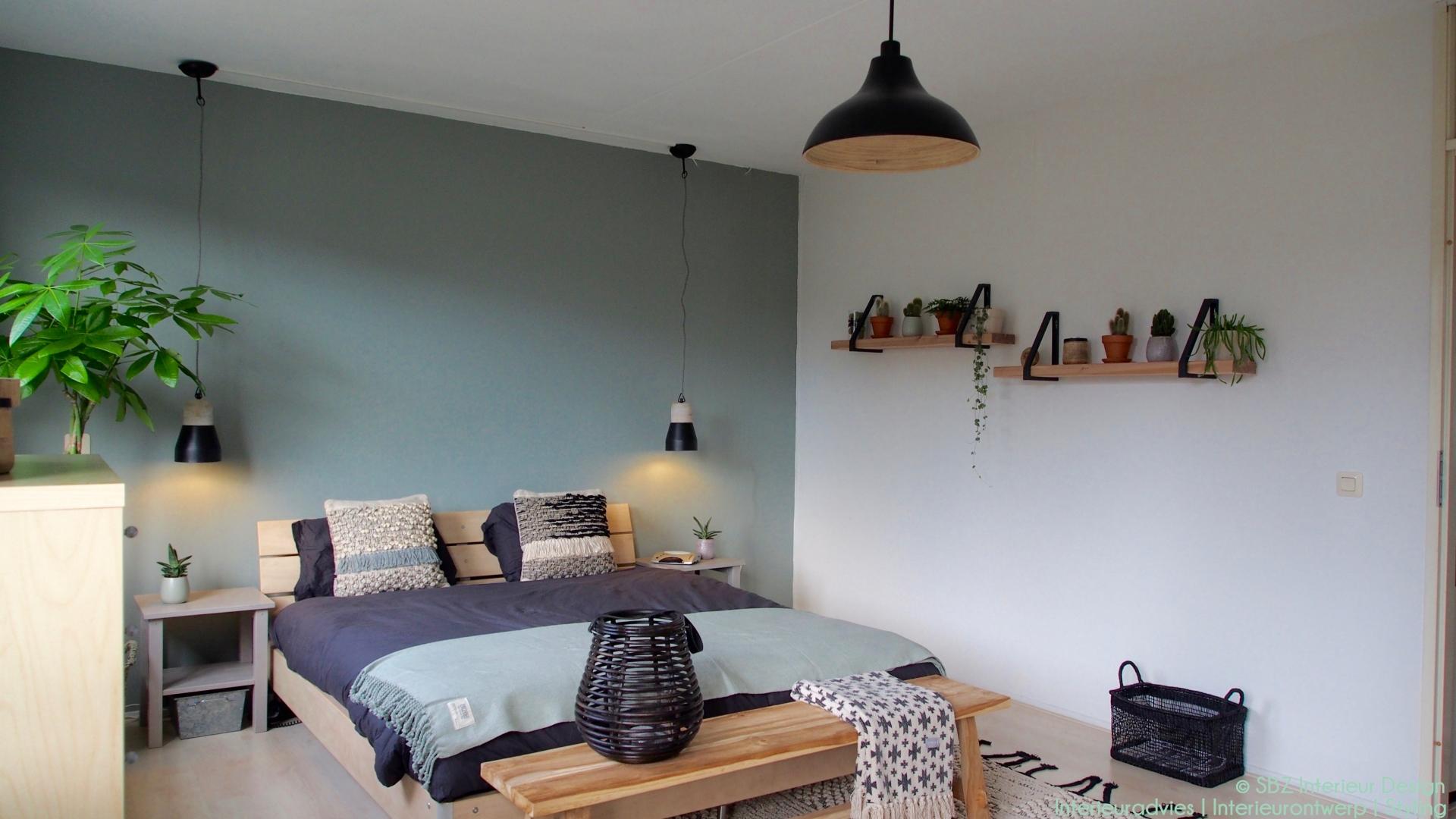 Binnenkijken slaapkamer in scandinavische en natuurlijke woonstijl stijlvol styling woonblog for Interieurontwerp