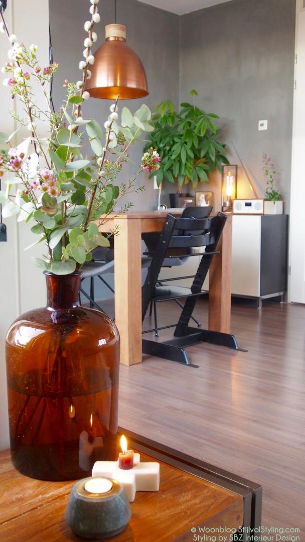 Binnenkijken   Bij blogger & interieur stylist Susanne - Woonblog Stijlvol Styling.com   Styling door sbzinterieurdesign.nl