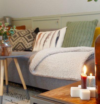 Interieur | Super snelle styling tips voor de woonkamer