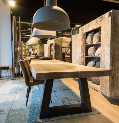 Interieur | Stoer en industrieel wonen