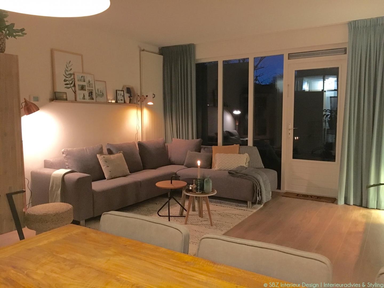 Binnenkijken modern landelijk natuurlijk wonen in for Interieur stylen