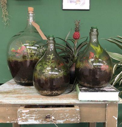 Woontrends  | Urban Jungle – mosgroen & natuurlijke patronen