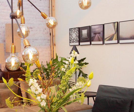 Interieur nis in de muur stijlvol styling woonblog - Plaats van interieur decoratie ...