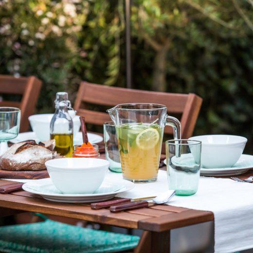 Buitenleven | Genieten van lange zomeravonden in de tuin met IKEA - Woonblog StijlvolStyling.com