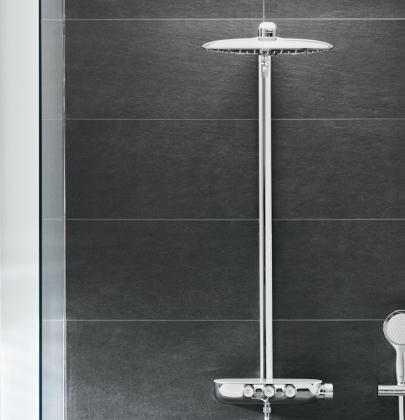 Interieur inspiratie | Een regendouche in de badkamer
