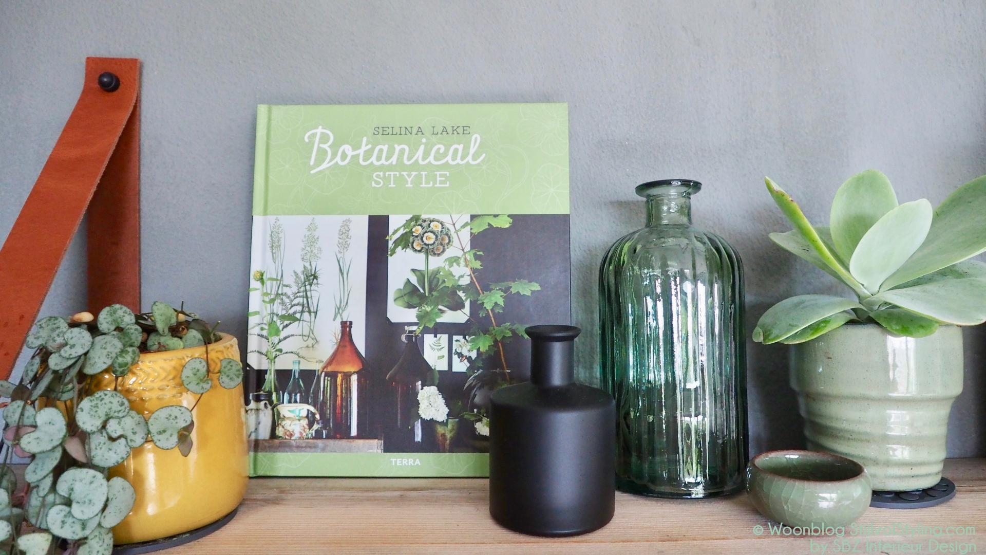 Interieur bron van inspiratie het boek botanical style review stijlvol styling woonblog - Interieurdesign ideeen ...