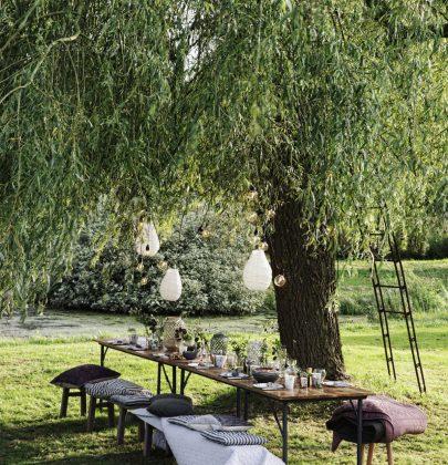Tuin inspiratie   Tuintrend de Scandinavische tuin