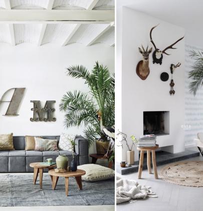 Interieur   Woontrend Scandinavisch bohemian