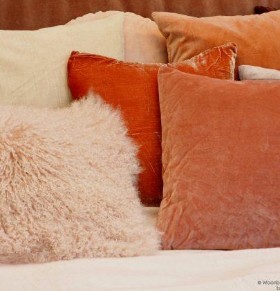 Woontrends | Interieur trend nr.5 Harmonie met zacht roze, warm rood en poedertinten