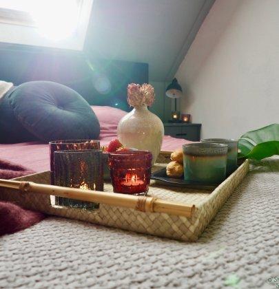 Interieur   Warmte en sfeer in de slaapkamer