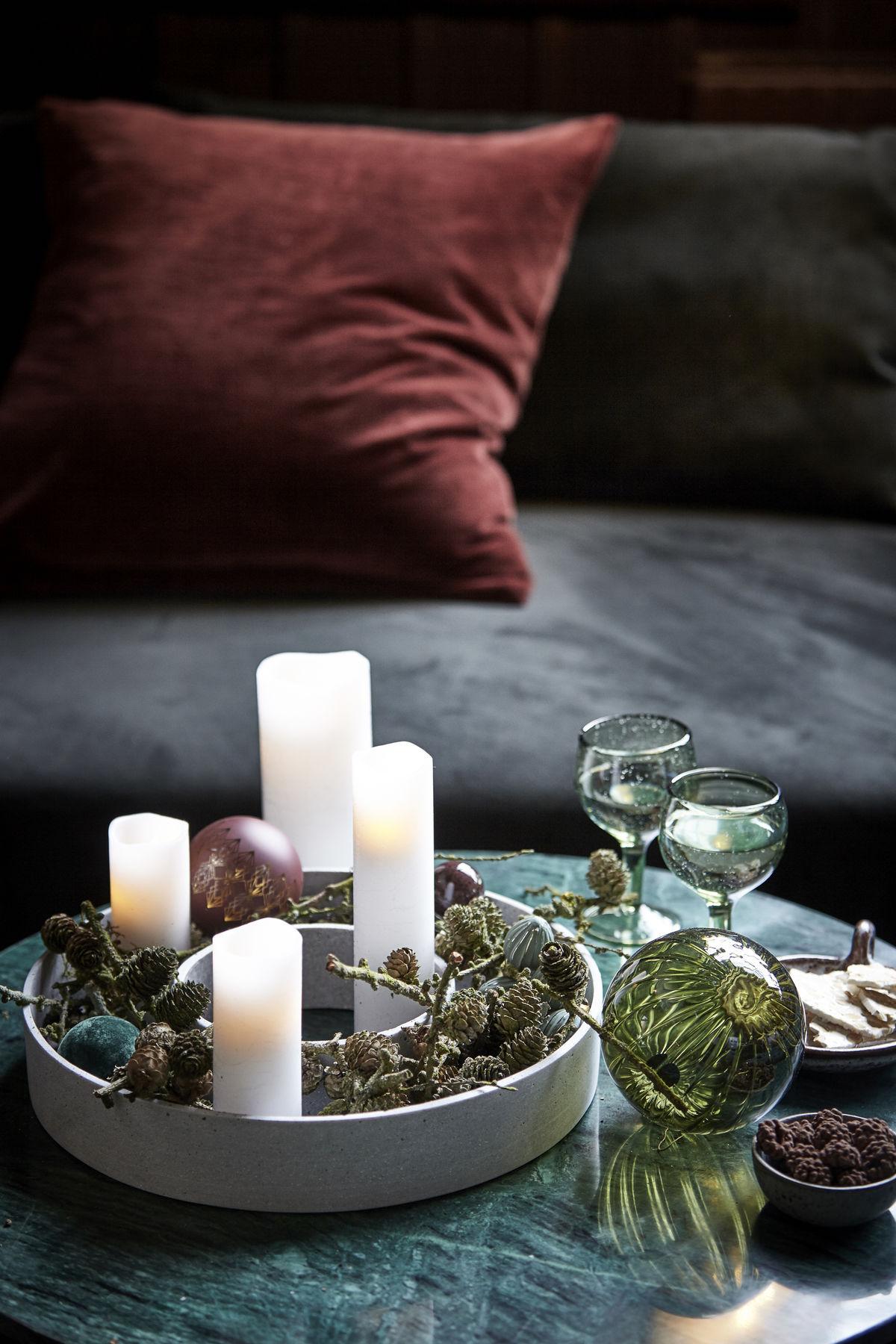 feestdagen scandinavische kerst inspiratie met house doctor stijlvol styling lifestyle. Black Bedroom Furniture Sets. Home Design Ideas