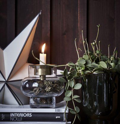 Feestdagen   Interieur vol natuurlijke kerst- en wintersfeer