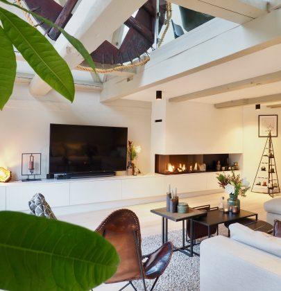 Binnenkijken | Voormalig pakhuis in hartje Amsterdam