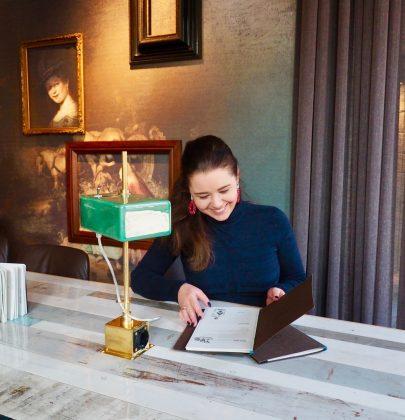 Binnenkijken | Overnachten tussen oude meesters & luxe vlooienmarktcharme