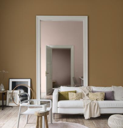 Woontrends 2019   Dream-palet, dromerige kleuren, wit wonen en aaibare combinaties