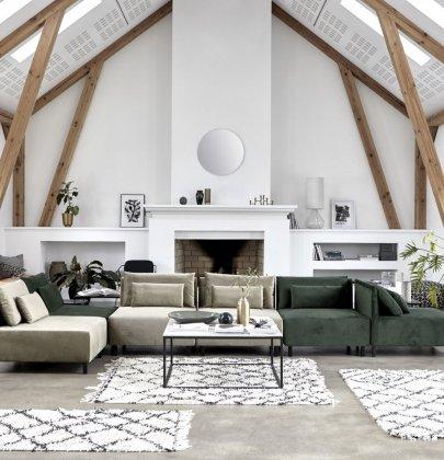Woontrends | Velvet stof in jouw interieur. Doe jij mee met deze trend?
