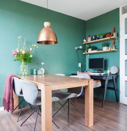 Interieur | Tips thuiswerkplek inrichten