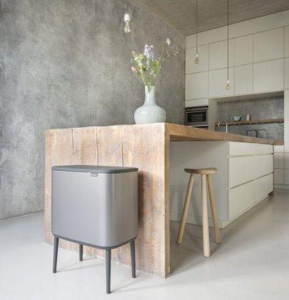 Keuken inspiratie | Bo Touch Bin; een nieuwe kijk op afval.