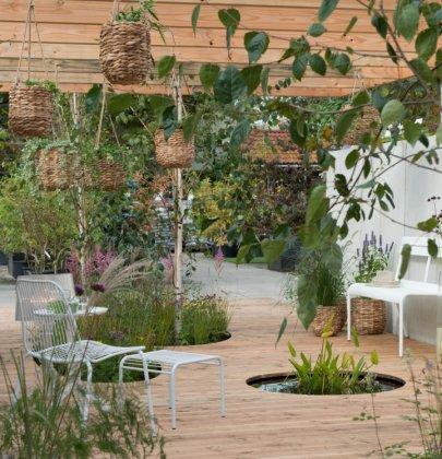 Tuin inspiratie | De tuintrends van 2020 – Rustgevend, urban én mix van culturen