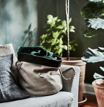 Shop the look | Een groene oase binnenshuis met de IKEA BOTANISK collectie